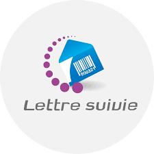 lettre suivie logo